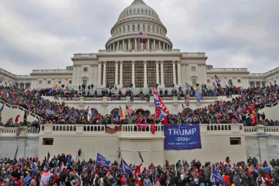 MARKmobil Aktuell: Wer war's wirklich? Detailbericht zur False Flag-Operation am Capitol