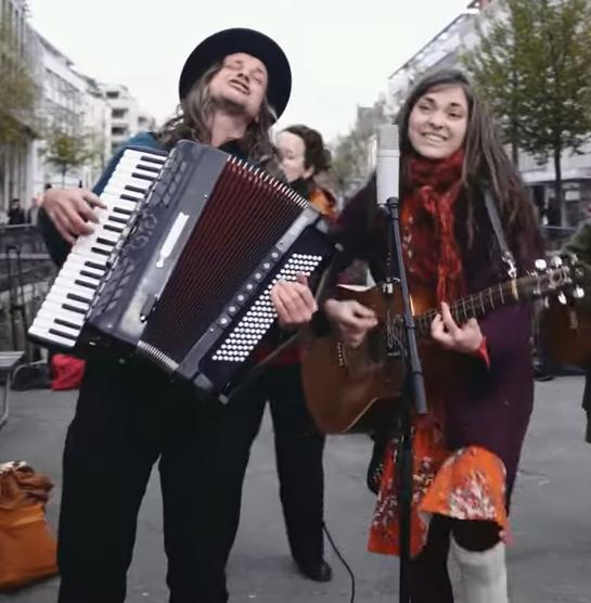 Zéphyr Combo: Danser encore Flashmob Bern, Zürich / Suisse